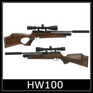Weihrauch HW100 Air Rifle Spare Parts