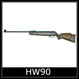 Weihrauch HW90 Spare Parts