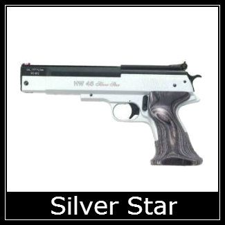 Weihrauch Silver Star Air Pistol Spare Parts