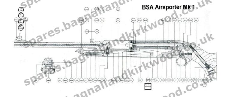 bsa airsporter