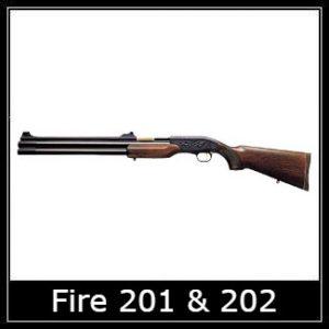 Shinsung Fire 201 202 Airgun Spare Parts