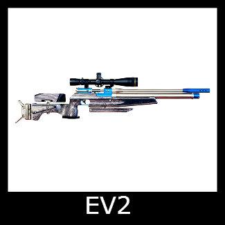 Air Arms EV2 Air Rifle Spare Parts