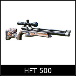 Air Arms HFT500 Air Rifle Spare Parts