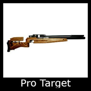 Air Arms Pro Target Air Rifle Spare Parts