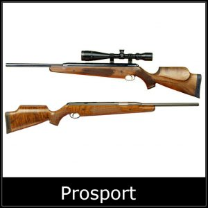 Air Arms Prosport Air Rifle Spare Parts