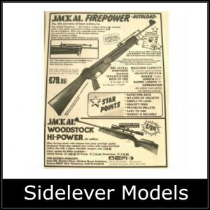 Air Arms Sidelever Air Rifle Spare Parts
