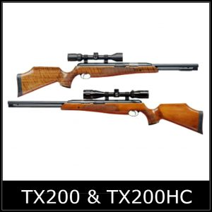 Air Arms TX200 Air Rifle Spare Parts