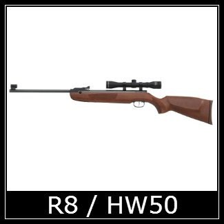 Beeman HW50 R8 Air Rifle Spare Parts
