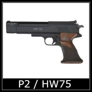 Beeman P2 HW75 Air Pistol Spare Parts