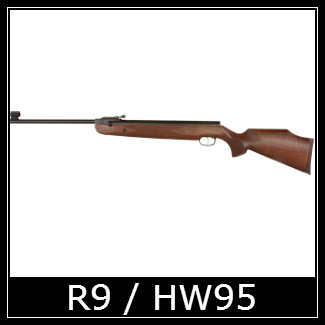 Beeman R9 HW95 Air Rifle Spare Parts