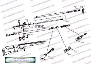 Marauder Bagnall And Kirkwood Airgun Spares