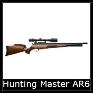 Evanix Hunting Master AR6 Air Rifle Spare Parts
