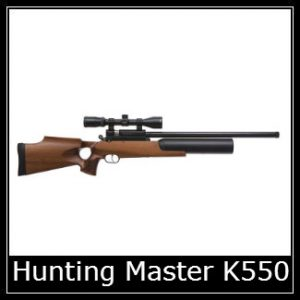 Evanix Hunting Master K550 Air Rifle Spare Parts