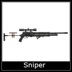 Evanix Sniper Air Rifle Spare Parts