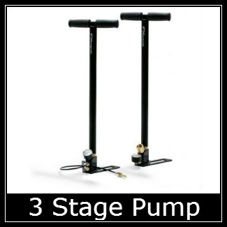 FX 3 Stage Turbo Pump Air Rifle Spare Parts
