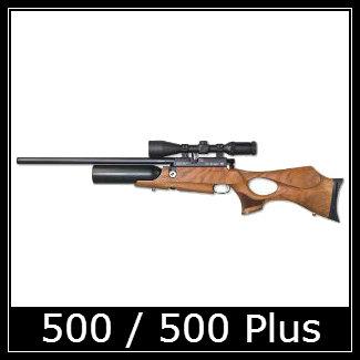 RWS 500 Air Rifle Spare Parts