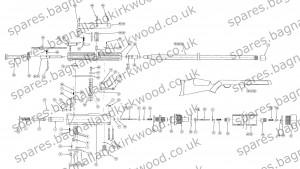 RWS-Cutlas-Air-Rifle-Exploded-Parts-List-Diagram-B