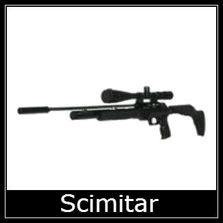 RWS Scimitar Air Rifle Spare Parts