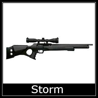 RWS Storm Air Rifle Spare Parts