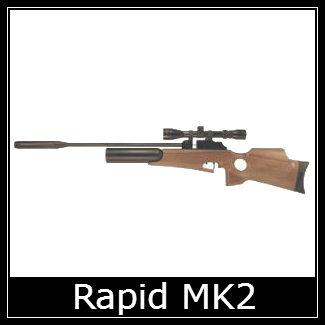 Theoben Rapi MK2 Air Rifle Spare Parts