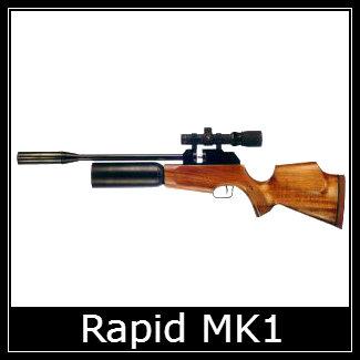Theoben Rapid 7 12 MK1 Air Rifle Spare Parts