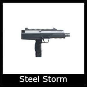 Umarex Steel Storm Airgun Spare Parts