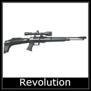 fx Revolution air rifle spare parts