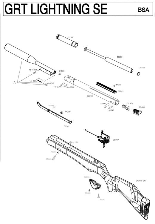 supersport se grt bagnall and kirkwood airgun spares. Black Bedroom Furniture Sets. Home Design Ideas