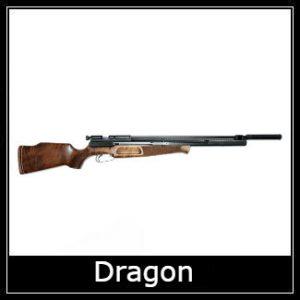 Parker Hale Dragon Air Rifle Spare Parts