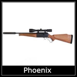 Parker Hale Phoenix Air Rifle Spare Parts