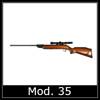 Original Mod 35 Spare Parts