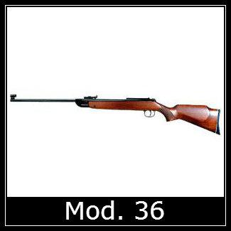 Original Mod 36 Spare Parts