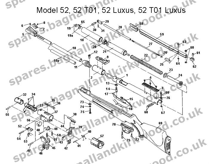 Diana Model 34 Parts Diagram Wiring Diagram