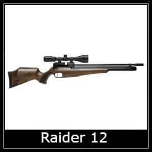 Webley Raider 12 Air Rifle Spare Parts