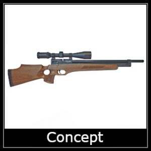 Brocock Concept Air rifle Spare Parts