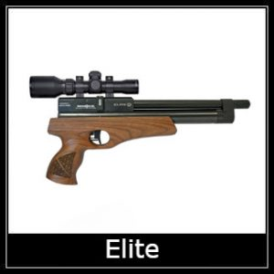 Brocock Elite Airgun Spare Parts