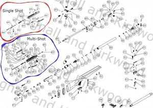 Air Venturi Halestorm Air Rifle Exploded Parts Diagram List