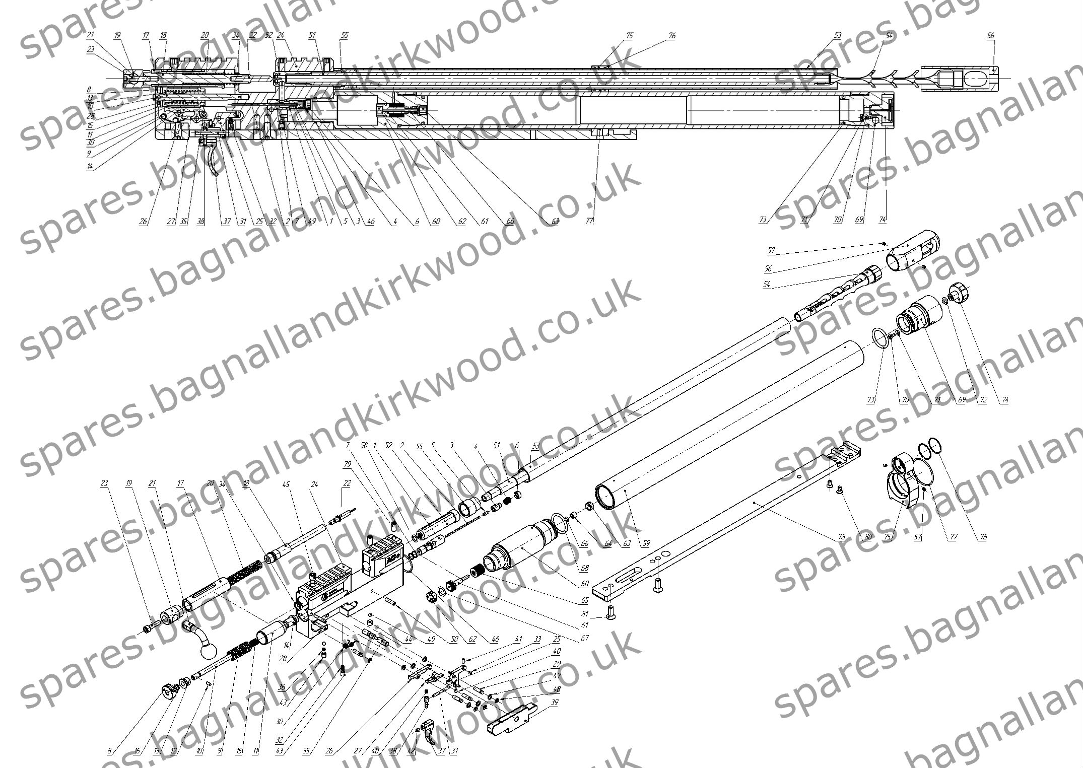 Groovy Parts Diagram Moreover M2 Carbine Rifle On M1 Carbine Exploded Parts Wiring Cloud Inamadienstapotheekhoekschewaardnl