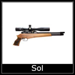 JKhan Sol Air Pistol Spare Parts