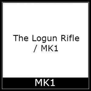 Logun MK1 Air Rifle Spare Parts