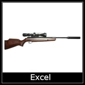 Webley Excel Air Rifle Spare Parts