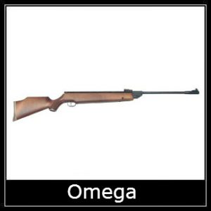 Webley Omega Air Rifle Spare Parts