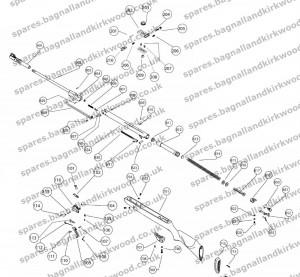 Webley-Spector-Air-Rifle-Exploded-Parts-Diagram