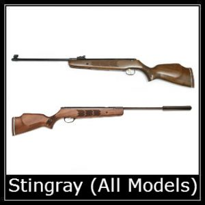 Webley Stingray Air Rifle Spare Parts