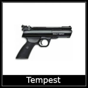 Webley Tempest Air Pistol Spare Parts