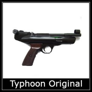 Webley Typhoon Original Air Pistol Spare Parts