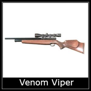 Webley Venom Viper Air Rifle Spare Parts