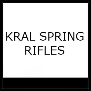 Kral Spring Rifle Spare Parts