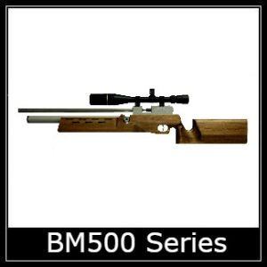 RAW BM500 Spare Parts