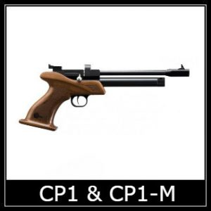Artemis CP1 Air Pistol Spare Parts